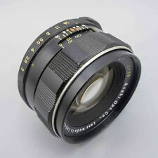 Pentax Super-Takumar 55mm f/2 (M42) - Tested - Fully Working - See Details