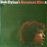 Bob Dylan's Greatest Hits 2  [ Folk Rock Vinyl LP 1960s Hall of Fame Nobel ]