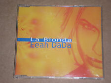 LA BIONDA - EEAH DADA - CD MAXI-SINGLE COME NUOVO (MINT)