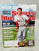 Sports Illustrated August 2-9 2010 Stan Musial Cardinals On The Cover