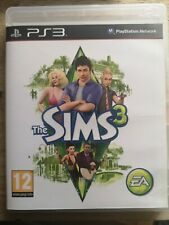 Playstation PS3 The Sims 3 Game