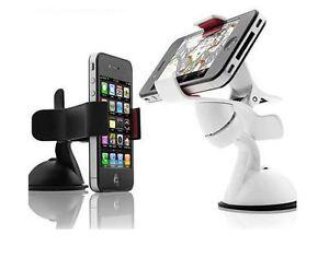 Universal Car Windshield Mount Holder Bracket for Cellular Phone or GPS