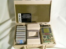 Game Boy  w/ Case & 7 Games Bundle
