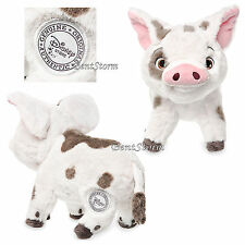 "Moana PUA PIG Disney Store Exclusive Authentic 9 1/2"" Island Plush Toy Animal"