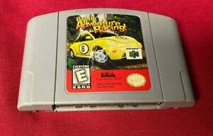 Beetle Adventure Racing (Nintendo 64, 1999) N64 Cartridge ONLY