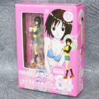 WELCOME TO THE NHK ni Youkoso 04 Ltd Comic w//Misaki Nakahara Figure