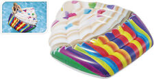 Intex Inflatable Giant Lilo Swimming Pool Beach Holiday NoveltyCupcake Float Mat