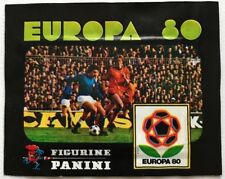 PANINI EURO 80 PACKET EUROPA 1980 STICKER BUSTINE PACKETS 74 78 82 84 88 92 98