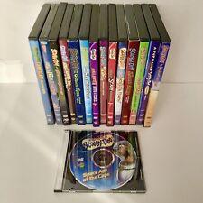 Scooby Doo DVD Lot Of 15 Movies & Series Episodes Christmas Halloween Arabian