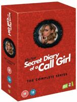 Secret Diary of a Call Girl - Series 1-4 Complete [DVD] [2011][Region 2]