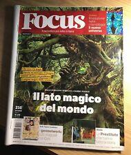 RIVISTA FOCUS SCOPRIRE E CAPIRE IL MONDO n. 216 Ottobre 2010