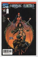 Witchblade/Elektra #1 (Mar 1997) Variant Devil's Reign Wolverine Mephisto w
