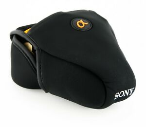 NEW Neoprene Camera Case Bag For Sony NEX and A7 A6000 A5000 Series