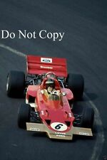 Jochen Rindt Lotus 72 F1 Season 1970 Photograph 2