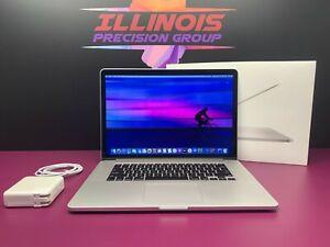 MacBook Pro 15 inch RETINA CORE i7 2.2GHZ / 16GB RAM / 1TB SSD / WARRANTY OS2018