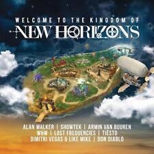 NEW HORIZONS 2017 = Showtek/Buuren/Walker/Gold/ATB...=2CD= TRANCE PROGRESSIVE !!
