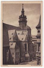 Schallplatten-AK Normalformat Ansichtskarten aus Sachsen