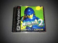 MEGA MAN 2 LEGENDS (PlayStation 1, 2000) PS1 FACTORY SEALED NEW!!! ~SUPER RARE~