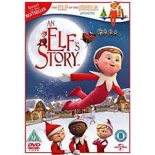 An Elf's Story DVD based on the best seller The Elf on the Shelf® film movie