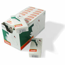Swan Menthol Extra Slim Cigarette Filter Tips Half-Box-10-X-120-Swa