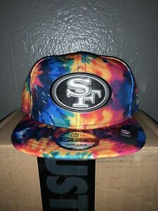 New Era San Francisco 49ers 2020 NFL Crucial Catch Snapback Hat