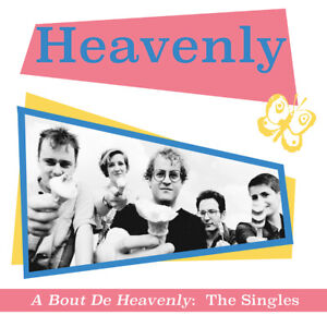 Heavenly - A Bout De Heavenly: The Singles NEW CD **INDIE**