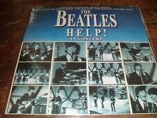The Beatles Help In Concert Limited Edition Blue Vinyl BRAND NEW Record LP