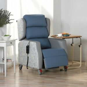 Repose Brooklyn Electric Porter Chair Nursing Home Homecare Tilt FREE Delivery