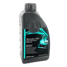 1 Liter Original Mercedes-Benz Motoröl AMG High Performance SAE 0W-40 MB 229.5