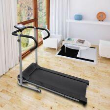 vidaXL Loopband met Lcd-Scherm Elektrisch Fitness Sport Fitnessapparatuur