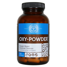 Global Healing Center, Oxy-Powder, Oxygen Based Intestinal Cleanser 60 caps