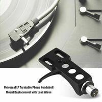 LP Turntable Headshell Mount for Technics SL1200 SL1210 MK2 Phono Turntables