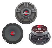 "1 - Lanzar Opti Pro 1000W 10"" Midbass Car Woofers w Grilles 60-Oz Magnet OPTI10M"