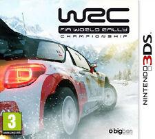 Nintendo 3DS Dual Screen Spiel * WRC FIA World Rally Championship *******NEU*NEW