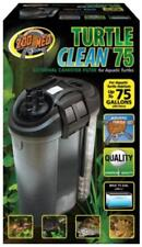 Zoo Med Turtle Clean External Canister Filter, 75-Gallon **FREE SHIPPING**