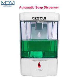Automatic Touchless Soap Dispenser IR Sensor Handsfree Liquid Foam Hand Wash