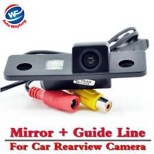 2016 Special Car Rearview Rear View Reverse backup Camera for VW Skoda Octavia