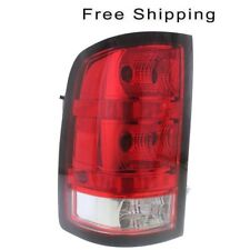 Tail Lamp Assembly Driver Side Fits Sierra 2500 HD 3500 HD Denali GM2800253