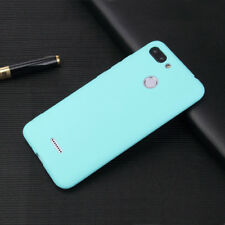 For Xiaomi Redmi 6A 6 Pro Painted Shockproof Slim Color Silicone Back Case Cover