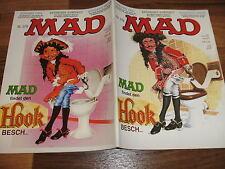 MAD 278 -- MAD findet HOOK besch... / VERGLEICH: ROCKSTARS > GÖTTER / SPION Wamm