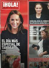 iHOLA !   PORTUGAL    29 MAYO, 2013 NUM 3.591  (EL DIA MAS ESPECIAL DE TAMARA )