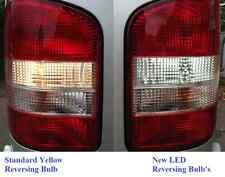 Per VW T5 TRANSPORTER 2003 - 2015 Led Retromarcia Lampadine super luminosi