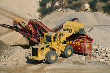 801088 Heavy Earth Moving Equipment Cape Cod Massachusetts USA A4 Photo Print