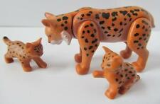 Playmobil Lynx & Cub NEW EXTRA Animals for Zoo/Forest/western themes
