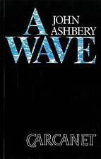A Wave, Good Condition Book, Ashbery, John, ISBN 085635547X