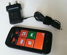 NOKIA Lumia 710 - WiFi 3G GPS 5MP 3.7'' 8GB - Black - (Locked Orange/EE)