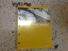 2010 Harley Davidson TRIKE FLHTCUTG TRI GLIDE Parts Catalog Manual Book NEW
