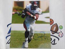 Cedric Peerman Uva Virginia Cavs signed photo Cincinnati Bengals Coa