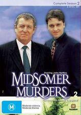 Midsomer Murders - Complete Season 2 DVD R4 BRAND