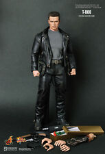 HOT TOYS 1/6 TERMINATOR JUDGMENT DAY MMS117 T-800 MASTERPIECE ACTION FIGURE